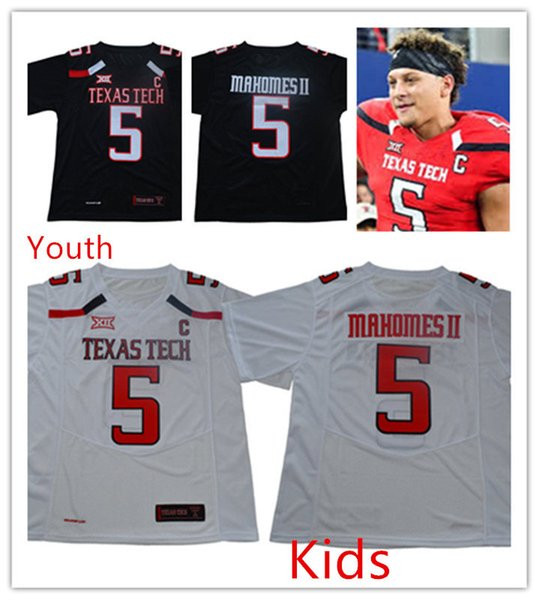 texas tech youth jersey