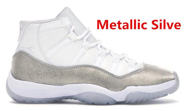 métallique Silve