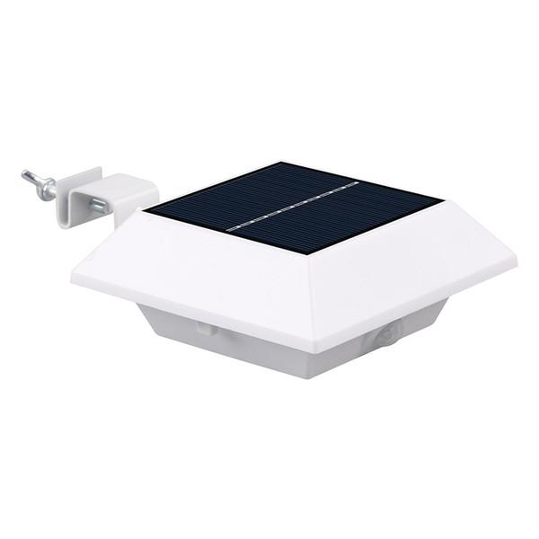 Solar Super Bright PIR Motion Sensor Waterproof Wireless Security Light Lamp For Outdoor Garden Wall Yard Deck Auto On / Off Dusk to Dawn