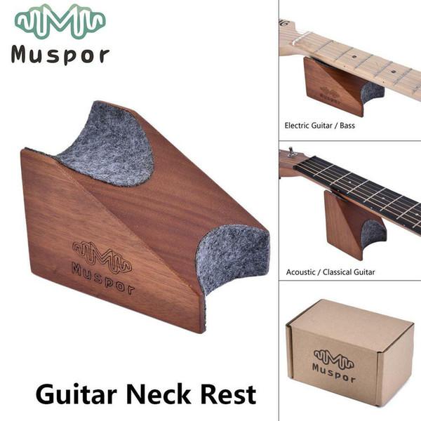 GUITAR NECK REST SUPPORT Herramienta de configuración de luthier para guitarra acústica eléctrica bajo