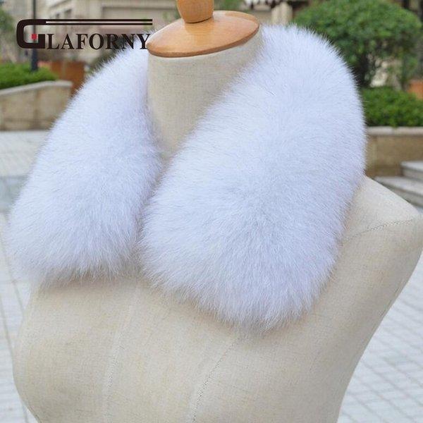 blue fox fur