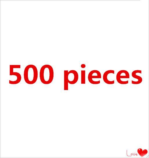 500 peças