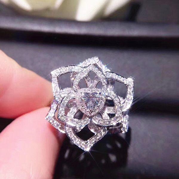 China Flower ring