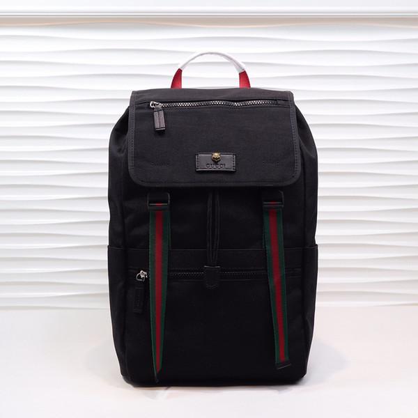 Bolso de mochila Modelo de moda clásico 2019 Explosivo Tamaño de estilo europeo y americano: 26.5 * 44 * 12 cm Carga gratuita G0336