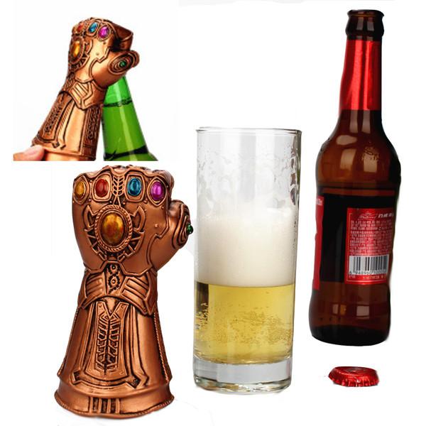 Apri di bottiglia a forma di guanti apri della bottiglia di birra per la cena festa bar bottiglia apriscatole attrezzo della cucina attrezzo del partito