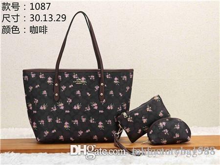 YENI stiller Moda Çanta Bayan çanta çanta tasarımcısı kadın tote çanta çanta Tek omuz çantası sırt çantası 1807