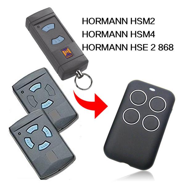 Hormann Hsm2 Hsm4 Hse 2 868 Remote Control Universal Gate Remote Control Hormann Hse24 Garage Door Remote Control 433mhz J190523