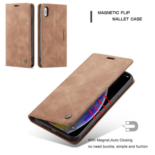 Двойной складной слои кошельки магнитный флип чехол для iPhone 11 Pro Max XS Max XR 6 7 8 Плюс кожаный чехол для телефона жесткий защитный стенд стиль