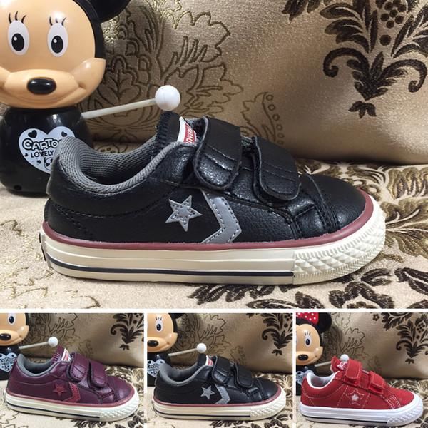 6eb829d21 Converse Студенты Спортивная обувь Кроссовки Детская школа Спортивные  кроссовки Малыш Малыш Повседневный Skate Стильная дизайнерская обувь