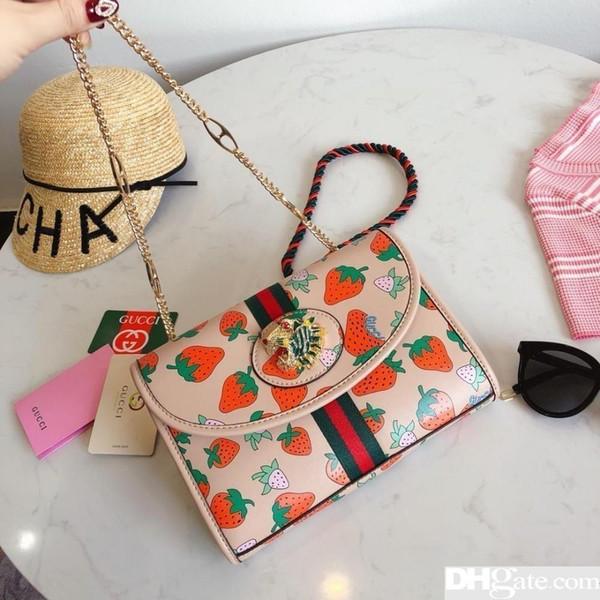 Original Luxury Best Selling Explosion Brand Shoulder Bag Handbag High Quality Fashion Ladies Inclined Shoulder Bagfashion 0521
