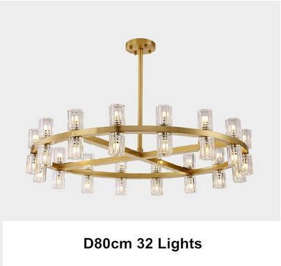 Dia80cn 32 lights