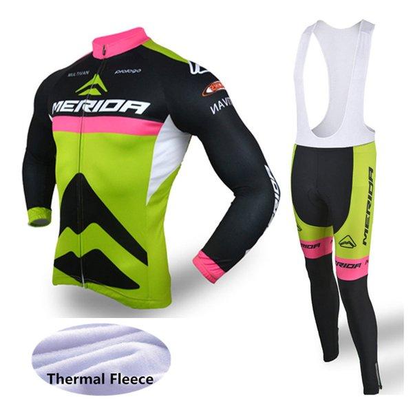 Men/'s Cycling Jersey Bib Pants Set Racing Veste à manches longues Coupe-Vent Vélo De Route