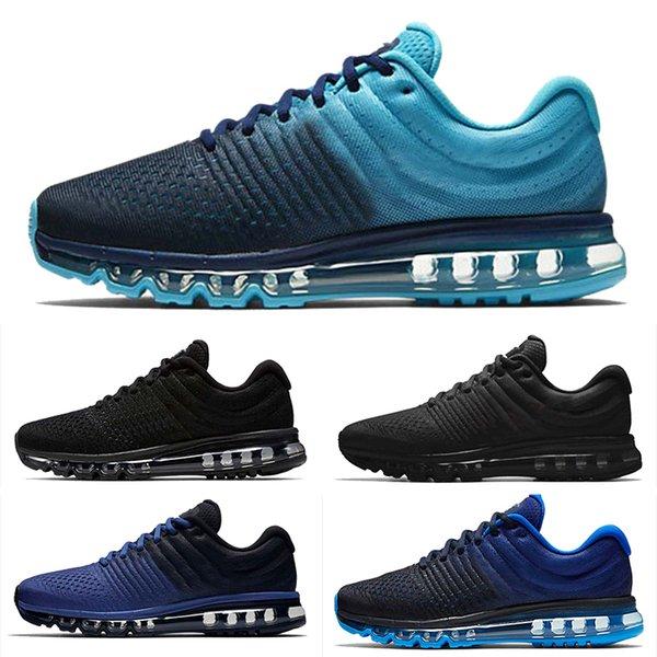 Nike air max 2017 Vente chaude Hommes Femmes Chaussures De Mode À Vendre airs 2017 Original Formation En Plein Air De Haute Qualité chaussures de mode