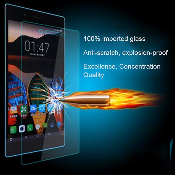 Tablet Screen Protector For Lenovo Tab 4 10 8 plus TB-X304L TB-X304F TB-X704L TB-X704F 3 710L 850F 850M 730M Tempered Glass Film