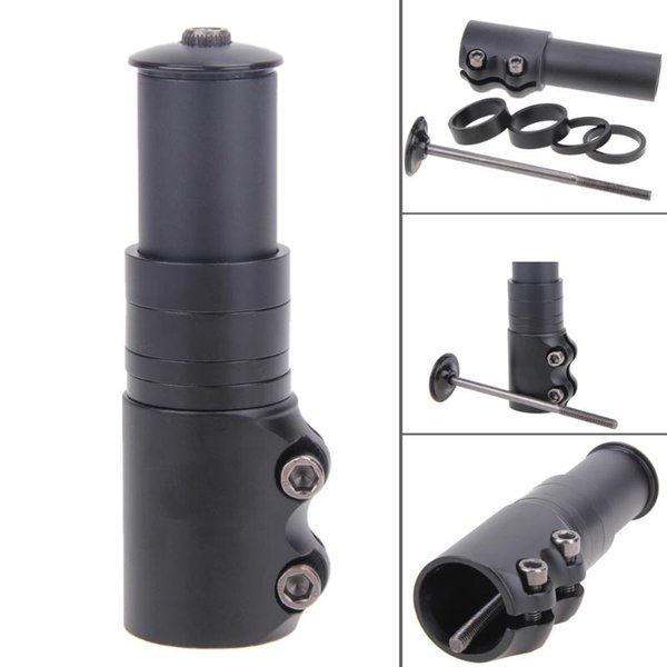 Bicycle Stem Increased Control Tube Extend Handlebar Stem Heighten Aluminum Alloy Bike Front Fork Clycling Parts Accessories New