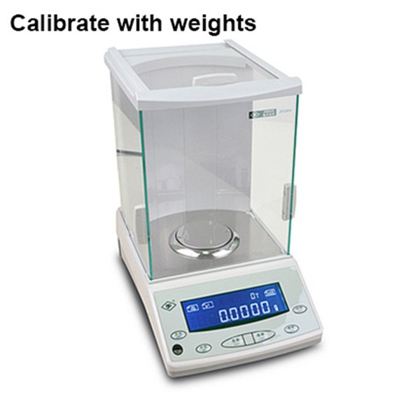 top popular 160 x 0.0001 g 0.1mg Lab Analytical Balance Digital Electronic Precision Scale CE Certifications 2021