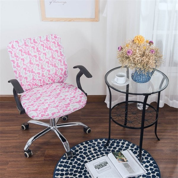 Wondrous Lovely Pink Elastic Chair Covers Spandex For Dining Room Polyester Chair Cover Winter Warm Of Chair Cover Thick Cheap Chair Covers For Rent Loose Bralicious Painted Fabric Chair Ideas Braliciousco