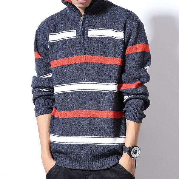 new winter style modis sweater men brand oversized 6XL 5XL sweater male warm men 39 s christmas fashion pullover