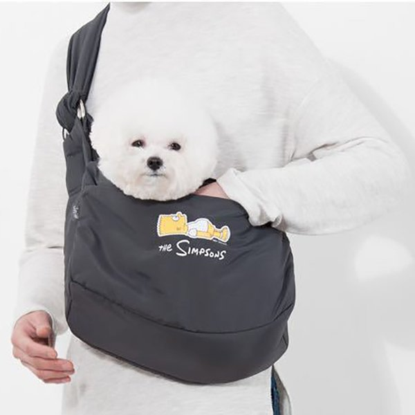 Breathable Travel Hands-Free Dog Carriers Reversible Double-sided Pet Shoulder Bags Pocket Small Dog Cat Carrier Bag D19011201