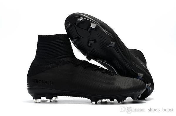 Or blanc CR7 100% chaussures de football en salle originales pour enfants Mercurial Superfly V Football Crampons C Ronaldo Bottes de football en gros /;l./.;l'/;