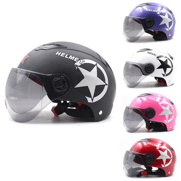 EE unterstützung Hot 100% Neue Motorradhelm Unisex Komfortable Auto Safety Bike Roller Schutzmaske Motorrad zubehör