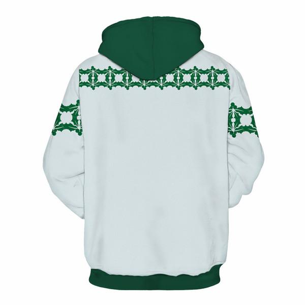 a389200f Mens 3D Christmas Printed Patterned Jumper Fashion Autumn Winter Unisex  Hoodies Long Sleeve Pocket Sweatshirt Tops