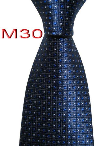 M30 # 100% JACQUARD WOVEN HANDMADE MENS TIE NECKTIE320