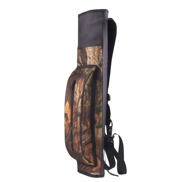 Large Capacity Archery Quiver Arrow Backpack Outdoor Hunting Bag Shooting Arrows Bag Compound Recurve Bow Holder #243798