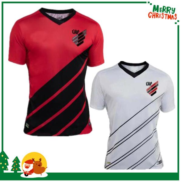 2019 2020 Parana hogar lejos de fútbol rojo de los jerseys 19 Camisa 20 Andrade Nikao Renan Lodi Ruben Fútbol