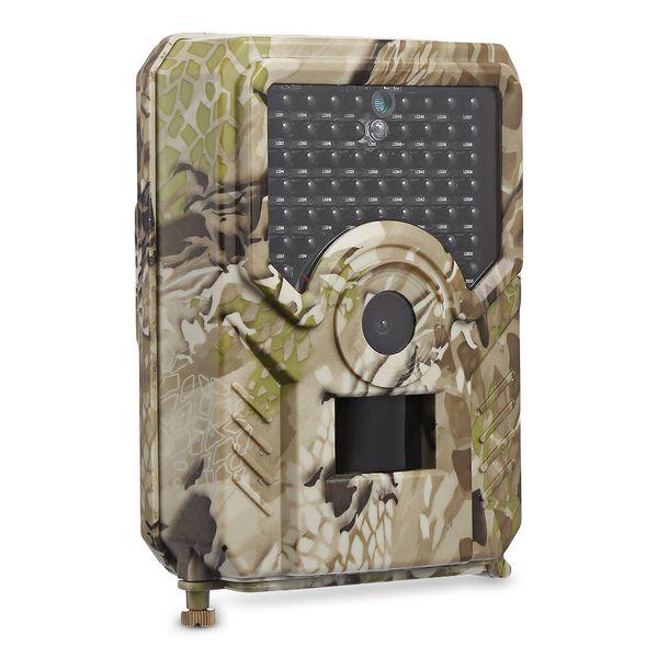 PR200 Outdoor Waterproof Anti-theft Automatic Monitoring Hunting Camera Sport Action Camera HD 1080P IR Night Vision