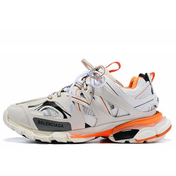 Hot 2019 Moda Parigi rack Sneakers Tess S Gomma Trek Low Sneakers Traccia 3M MAILLE Fashion Shoes Outdoor Scarpe da jogging US5.5-US11