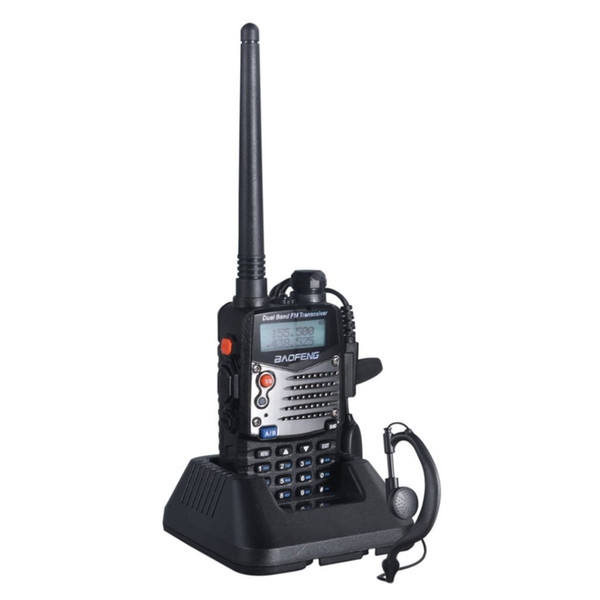 Baofeng uv-5re Walkie Talkie Radio bidireccional Vhf Radio de banda dual FM VOX cb Communicator para uv-5r uv-5ra upgrade uv5re