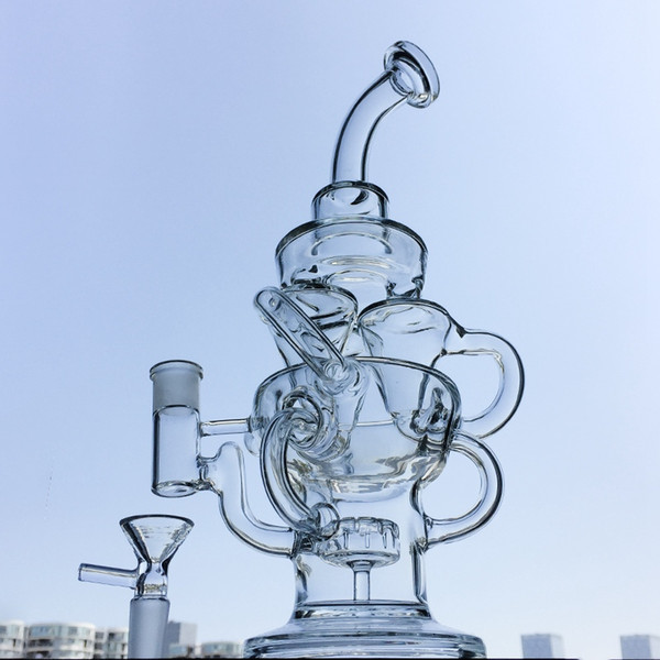 Clear + Bowl