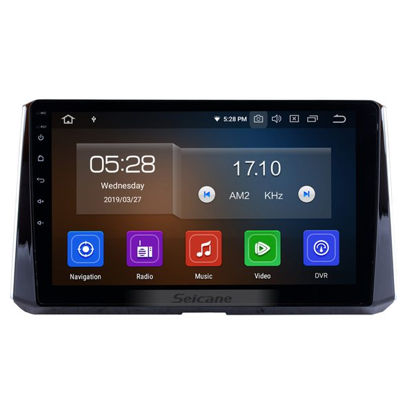 10.1 inch Android 9.0 Car GPS Navigation system for 2019 Toyota Corolla with WiFi Bluetooth support car dvd 3G OBD2 Rear Camera DVR 1080P