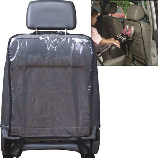 Cubierta trasera del asiento del coche Protector para niños, niños, bebé, patada, estera, de barro, suciedad, limpia, asiento de coche, cubiertas, automóvil, patear, estera