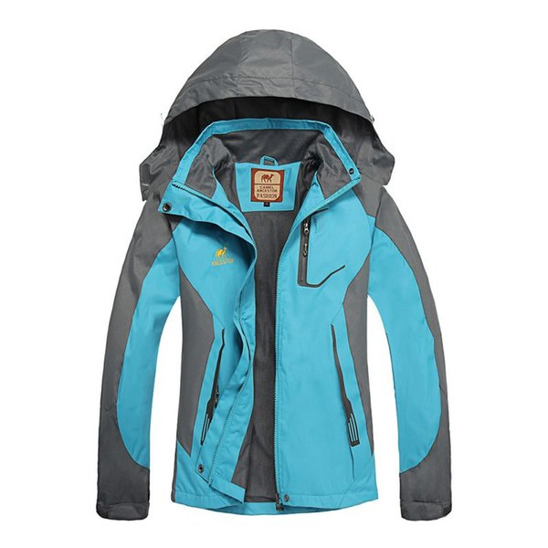 men women's outdoor coat camping trekking hiking thin jacket spring waterproof breathable soft shell jackets