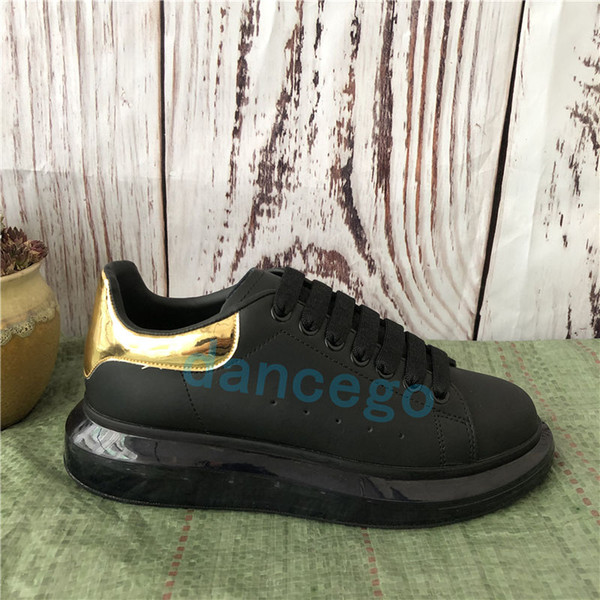 black metallic gold
