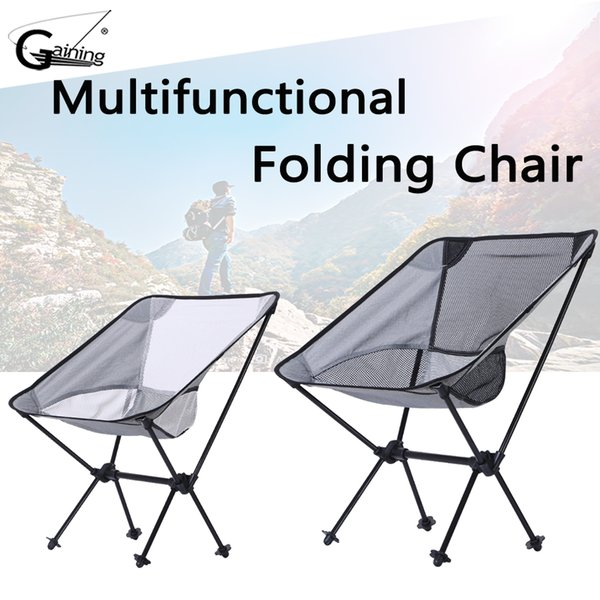 2019 Lightweight Compact Folding Camping Backpack Chairs Fishing Camping Hiking Gardening Portable Seat Stool Outdoor Furniture From Jace888 50 33