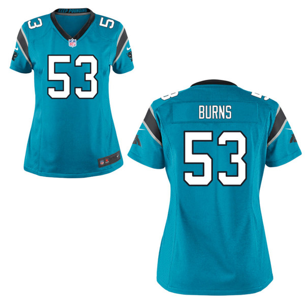 info for 60298 5c425 2019 Draft 53 Brian Burns Christian McCaffrey Jersey Cam Newton Panthers  Luke Kuechly Dennis Daley Custom American Football Jerseys Authentic From  ...