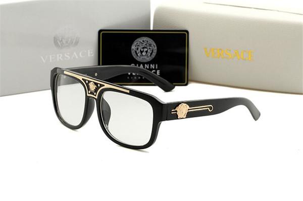 1 adet Yüksek Kalite Klasik Pilot Güneş Tasarımcı Marka Mens Womens Güneş gözlükleri Gözlük Altın Metal Yeşil 59mm 62mm Cam Lensler Kahverengi Durumda