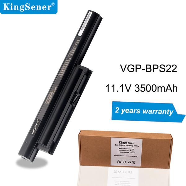 Laptop Battery for Sony Vaio VGP-BPS22 VGP-BPS22A VGP-BPL22 VGP-BPS22/A VPC-E1Z1E VPC-EA