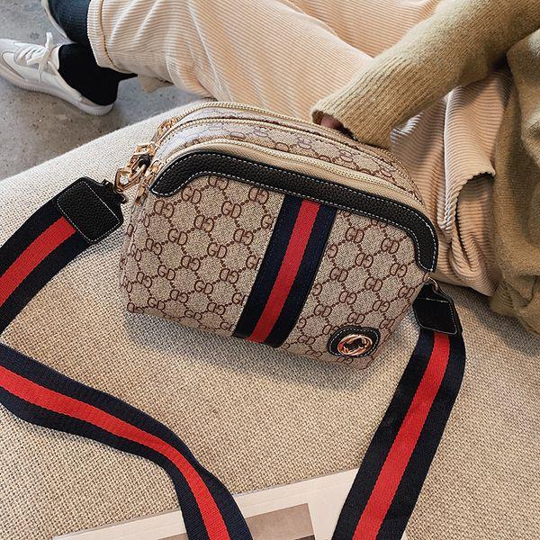 2019 China Brand Zipper Circular Bags Purse Cross body Female Bolsa Sacs Saj Yige wanggong /1