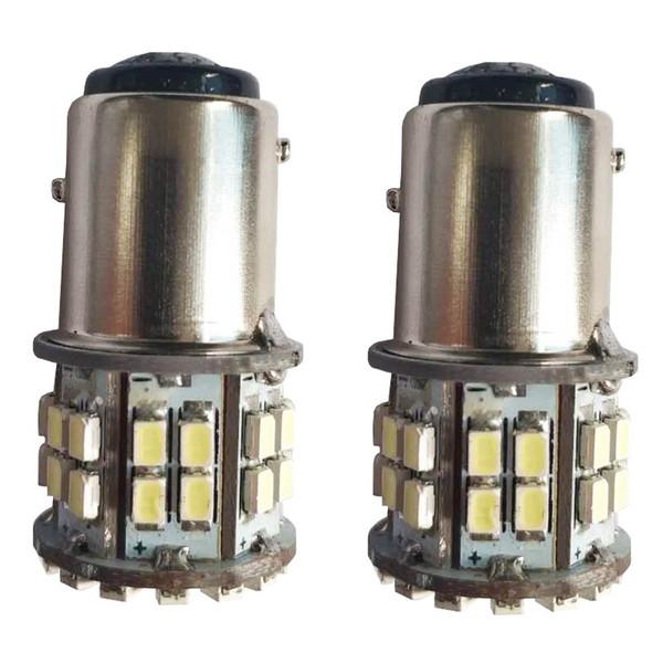 best selling 1157 50 LEDs 1206 Turning Lamp Brake Light Tail Blub 12V for Auto Car 2PCS