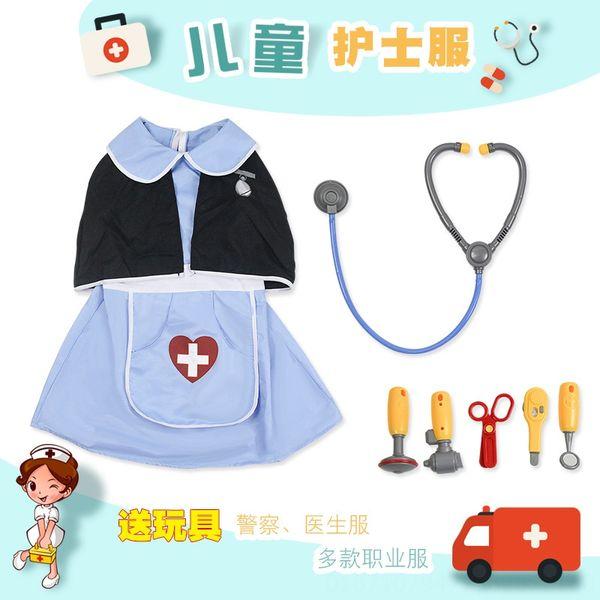 crianças Nurse
