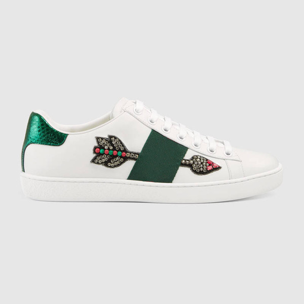 designer shoes online sale best quality leather men white trendy sneaker women trainers Color mixing EUR35-45 Original box Top branded