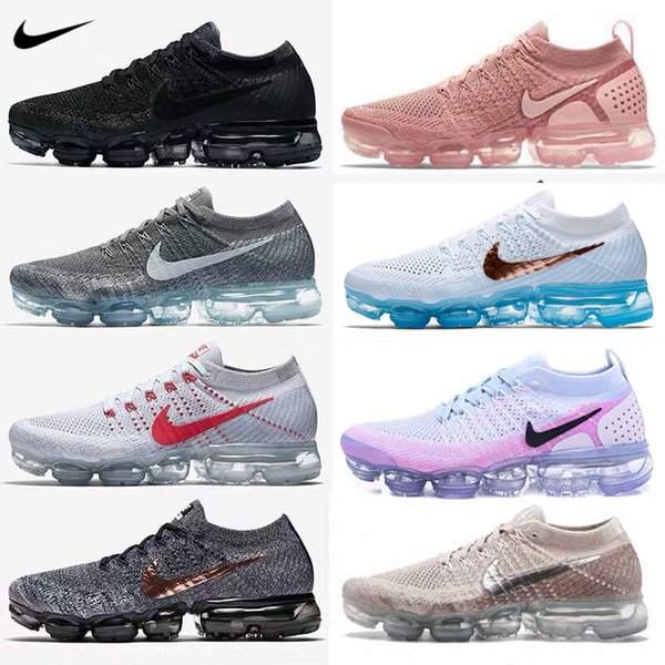 top popular 2019 Air Vapors Hot Max 2.0 1.0 BE TRUE Men Shock Shoes For Real Quality Maxes Fashion Women Men Casual Shoes 36-45 2020