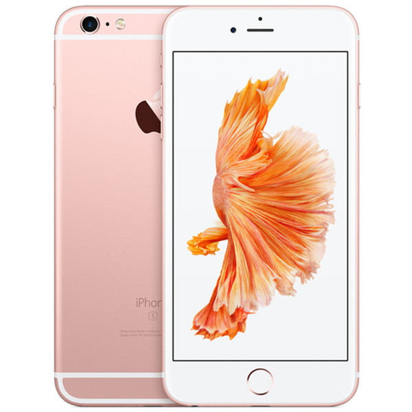 Refurbished original Apple iPhone 6S 4.7inch with Touch id Cell Phones 16G 32G 64G 128G ROM IOS 9.0 i6s Unlocked Smartphone