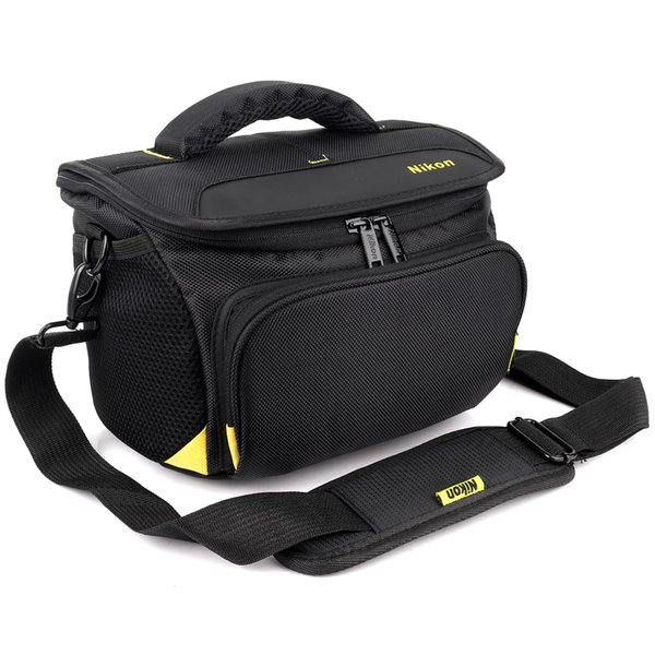 2019 Waterproof Camera Bag For Z6 Z7 P1000 D810 D5500 D5300 D5200 D3400  D7100 D3100 D7200 D7500 D850 D610 D5600 D90 D80 B700 From Knite08, $48 37 |