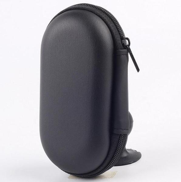Mais novo Saco Com Zíper Fone de Ouvido Cabo Mini Caixa de Cartão SD Portátil Bolsa de Moeda Fone De Ouvido Saco Carregando Bolsa de Bolso Caso Capa de Armazenamento Sacos de Caixas de LLFA