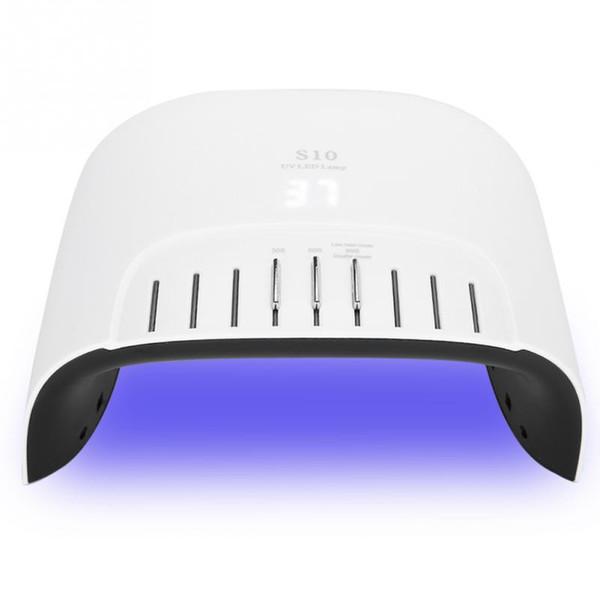 Útil 60W UV LED Nail Lamp Dryer 36pcs LEDs 365nm / 405nm Luces Nail Gel Polish Drying Curado Manicure Tool 30s / 60s / 90s EU US